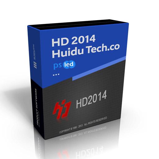 برنامه HD2014